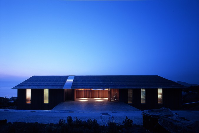 Air flow house 020