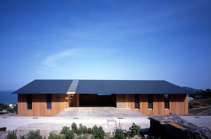 Air flow house 054