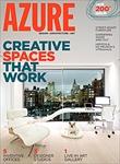 Azure Magazine表紙