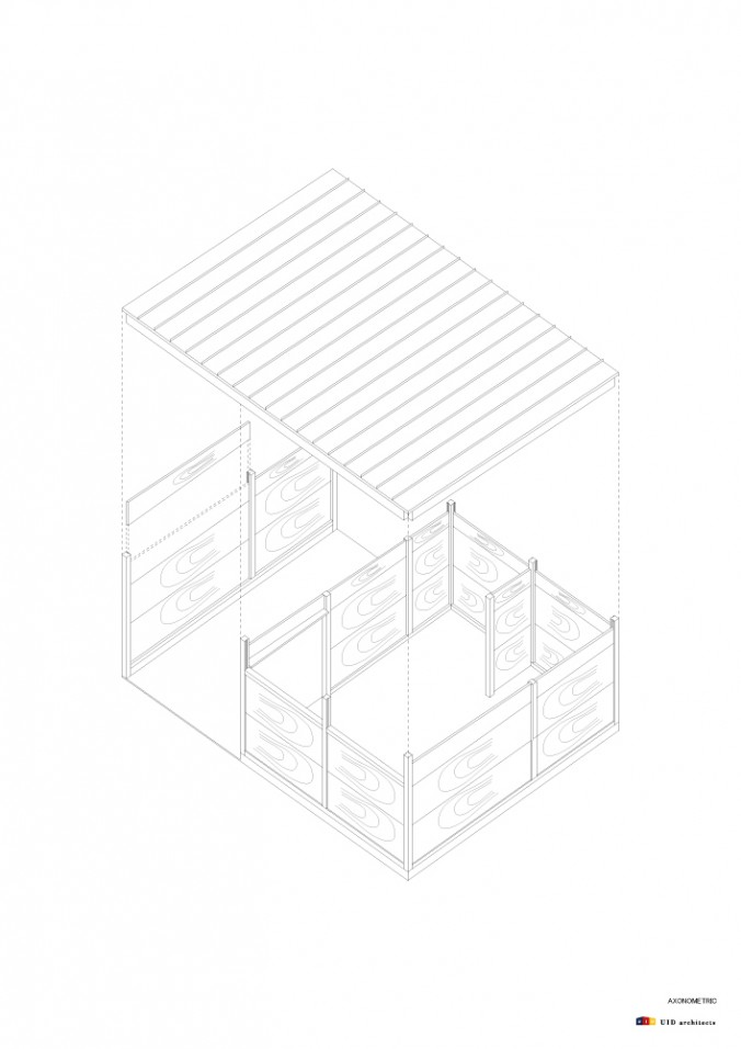 (C)UID-PRPTP-QUICK-HOUSE-axonometric