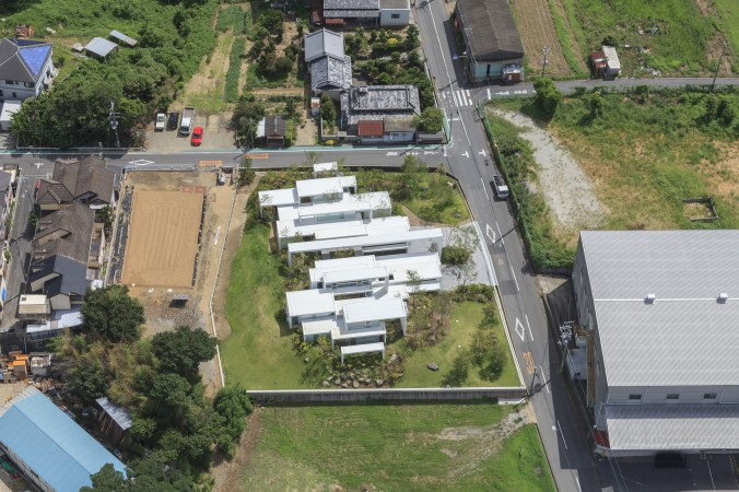 completion date : 2014 principal use : house building site : Osaka