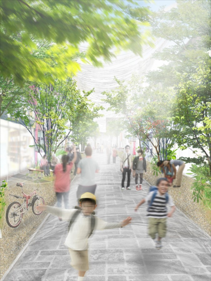 completion data:2016 principal use:street building site:Fukuyama