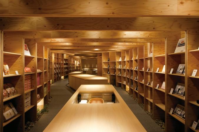 completion date :2013 principal use : shop building site:Fukuoka