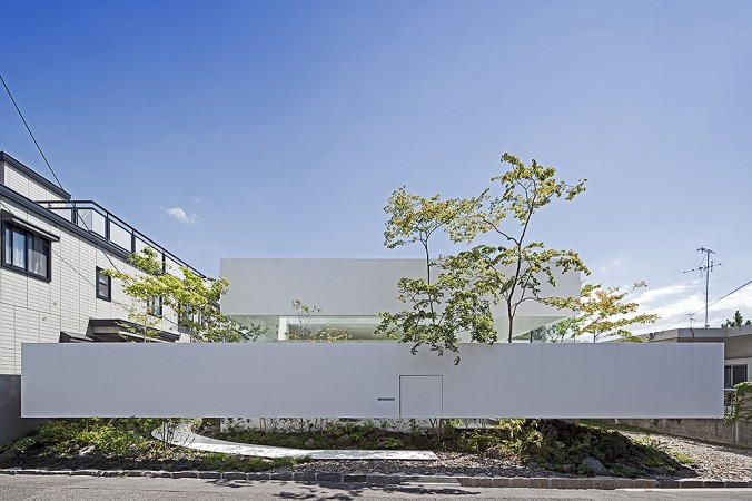 completion date :2019 principal use : house building site : Osaka