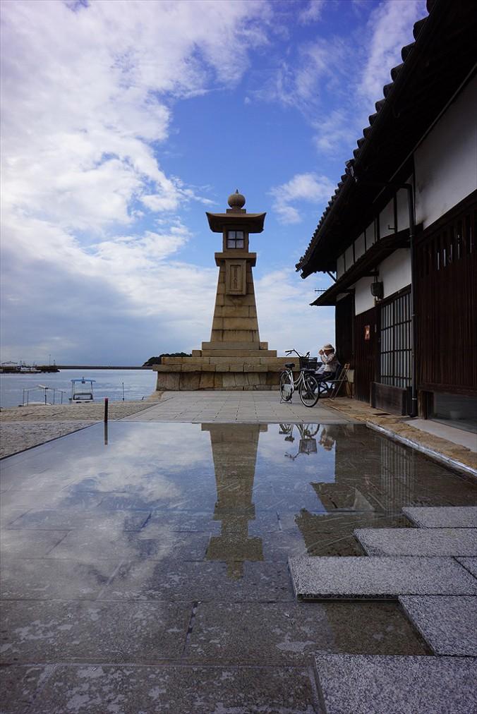 Exhibition time : 2012 principal use : installation building site:Fukuyama