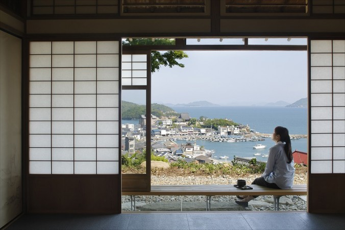 completion date : 2013 principal use : house building site : Tomonoura