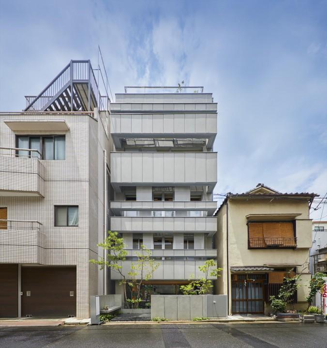 completion date : 2019 principal use : hostel building site : Asakusa