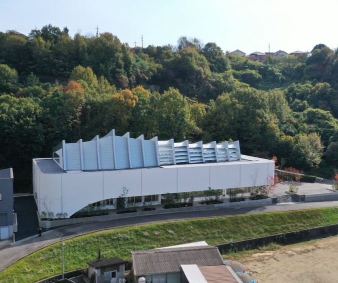completion date : 2019 principal use : Religious facilities building site : Fukuyama